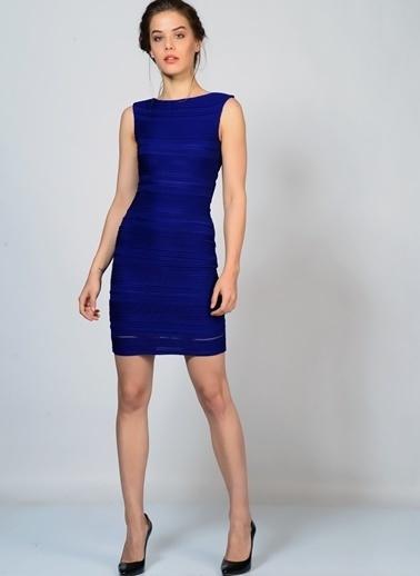 Lipsy Elbise Mavi